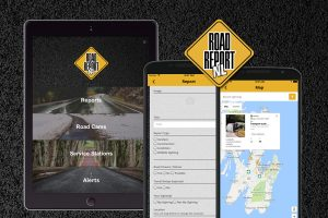 Newfoundland Road and Traffic Reporting System