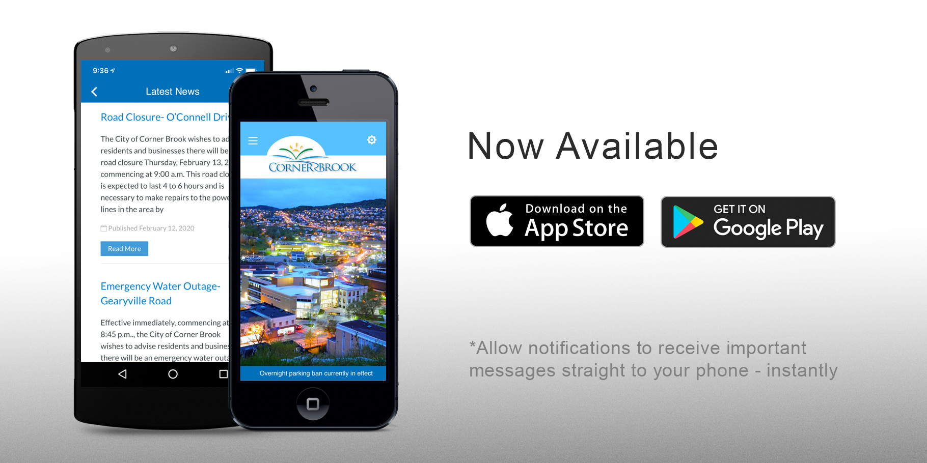 Corner Brook | AppAds Promotions Inc